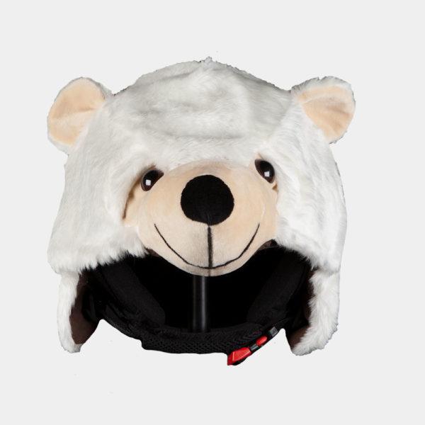 Polar Bear von Hoxyheads - Ski Helmet Covers