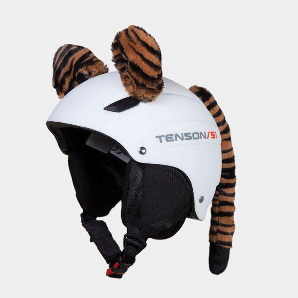 Tiger von Hoxyheads - Ski Helmet Covers