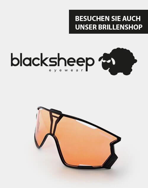 Besuchen Sie auch unser Brillenshop - Blacksheep Sonnenbrillen